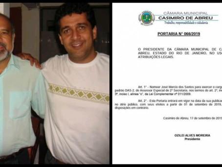 Casimiro: acordo de Ramon e presidente da Câmara sinaliza volta ao governo
