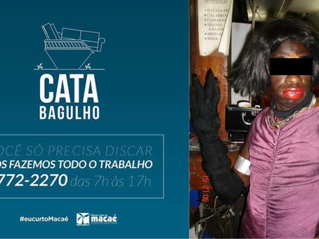 Prostitutas farão protesto contra Caminhão Cata Bagulho de Macaé