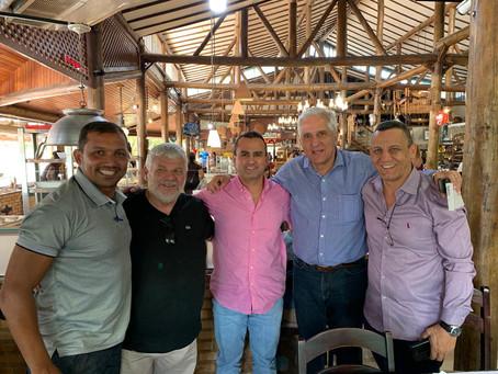 Carapebus: Rodrigo Mancebo é convidado a ser candidato a prefeito pelo PPS