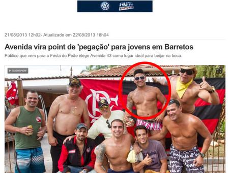 Autor de ameças e quebra-quebra confronta prefeito na Serra