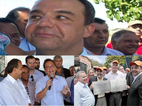Prisão de Cabral provoca surto de diarreia entre políticos da região