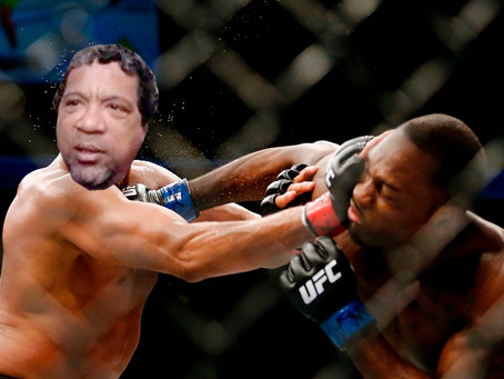 Julinho do Aeroporto vai lagar política para se dedicar ao UFC