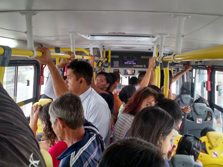 Ônibus da SIT promovem a união entre os macaenses