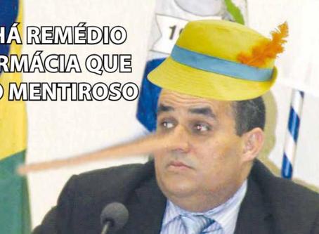 Marcelino cometeu estelionato eleitoral ao mentir sobre tarifa de iluminação