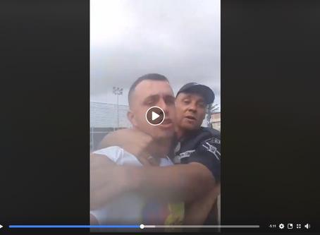 Ditadura? Em Rio das Ostras quem critica o governo apanha da GM