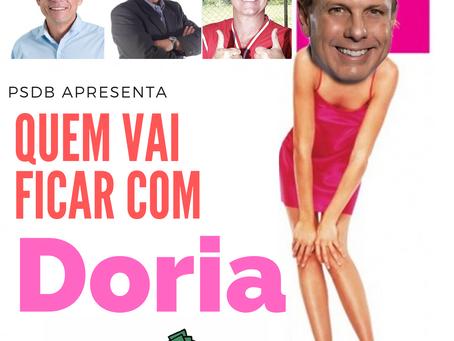PSDB vai lançar reality show em Macaé: quem vai ficar com o Dória?