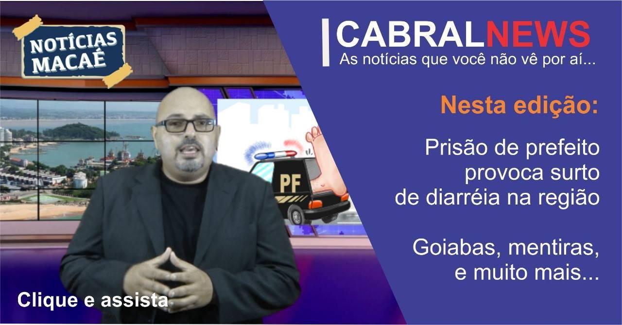 Cabral News no Notícias Macaé