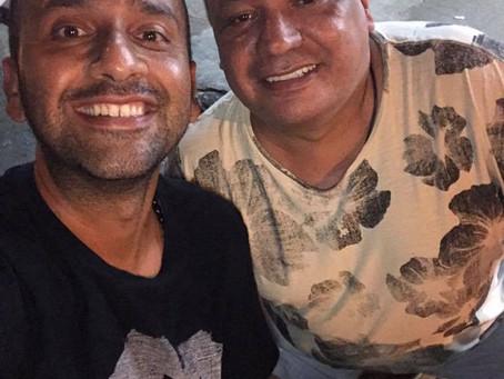 Manda-chuva do governo Riverton, volta à cena política com Leo Gomes