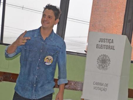 Com apoio de Riverton, Ricardo Salgado se filia ao PSDC de olho em Brasília
