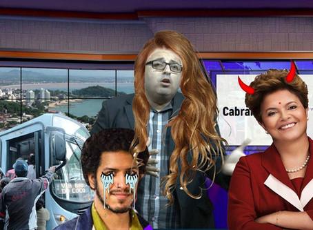 Confira mais uma edição do #CabralNews