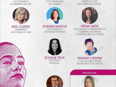 Rio das Ostras: OAB realiza evento sobre a participação das mulheres na política