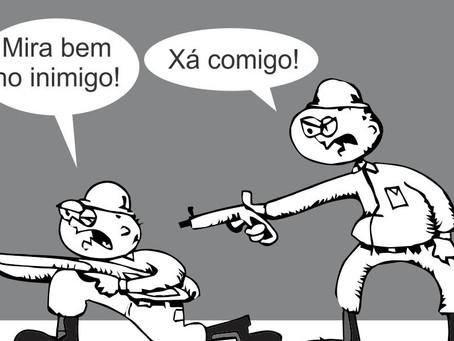 """Fogo amigo"" ameaça a estabilidade do governo Dr. Aluízio"