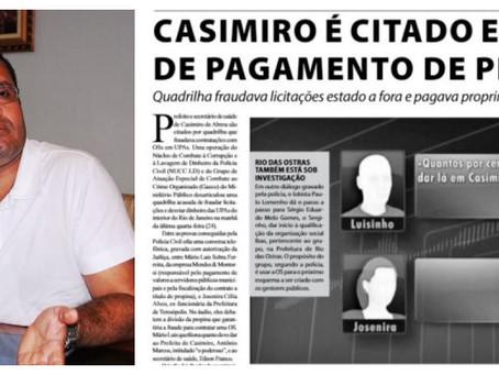 Rombo de R$ 18 milhões: Antônio Marcos é condenado pelo TCE