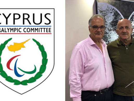 Bioland Energy Ltd: Sponsors of the Cyprus Paralympic Committee.