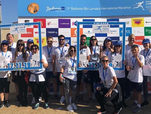 Radisson Blu Larnaca Marathon