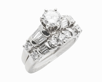 Engagement Ring - Alan Soule Jewelers