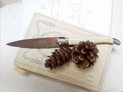 Laguiole Ivory Paring Knife