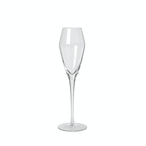 Broste Sandvig Champagne Glass set of two