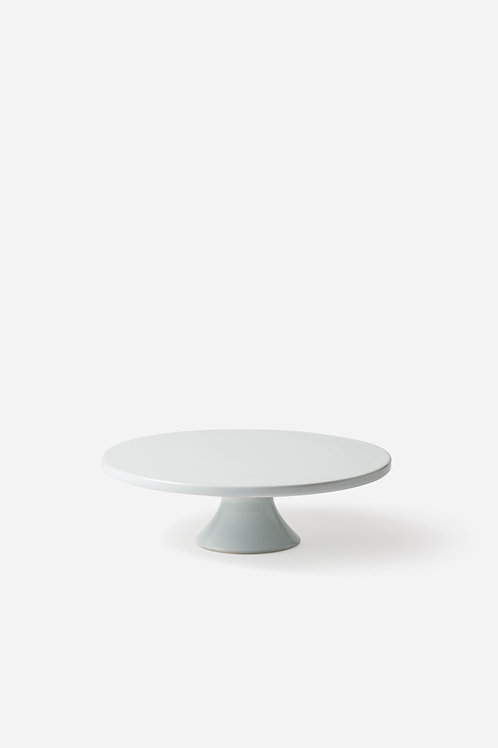 Porcelain Cake Plate on Stand