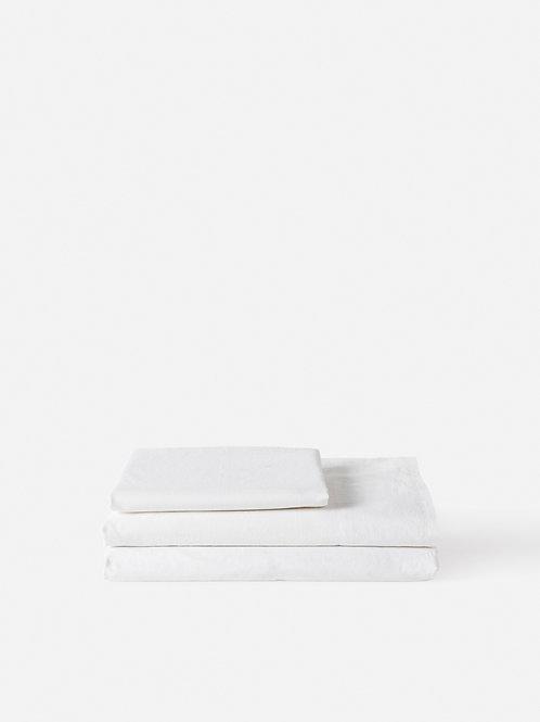 Citta Classic Organic Cotton Fitted Sheet