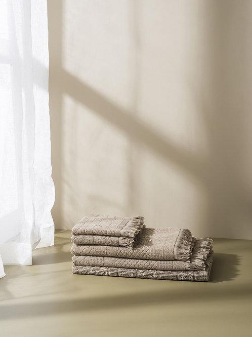 Citta Jacquard Bath Towel