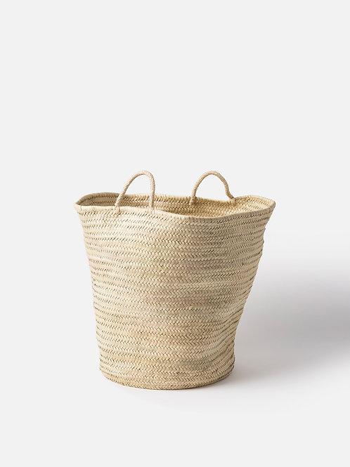 Moroccan Tall Storage Basket