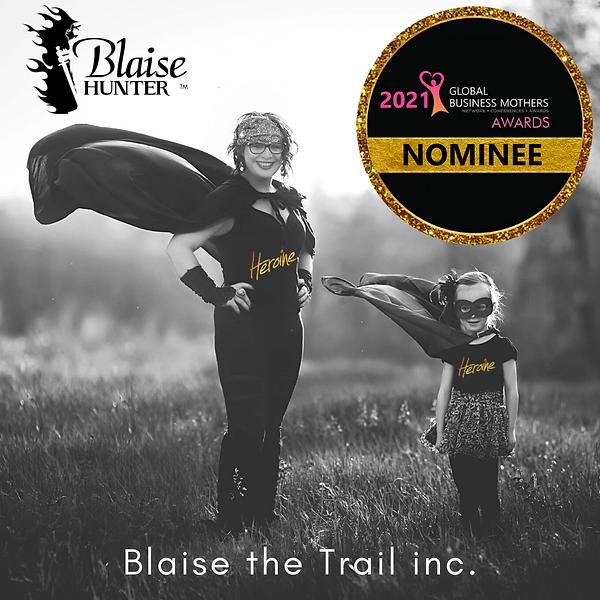 Blaise Hunter Global Award nominee