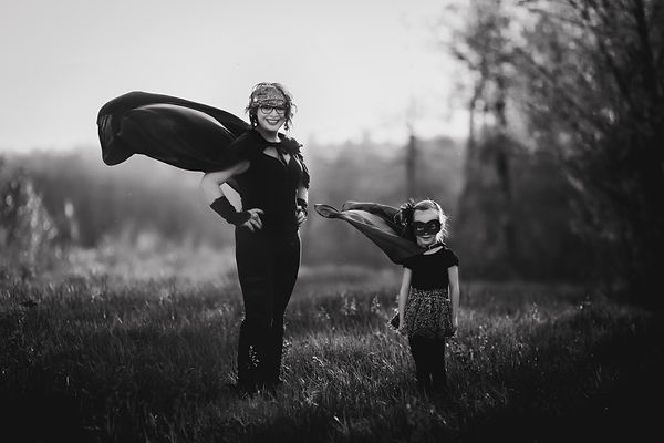 Be Your Child's Hero