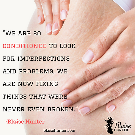 Blaise Hunter quotes from Heroine