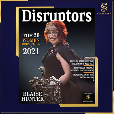 Blaise Hunter Disruptor