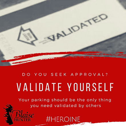 Validate Yourself
