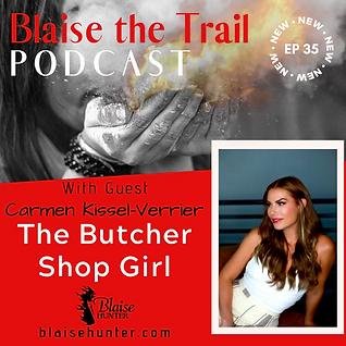 The Butcher Shop Girl