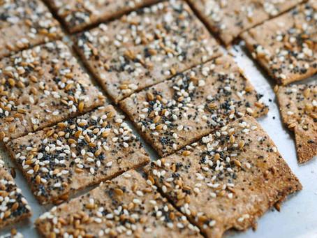 Dor Mullen's Kale Crackers