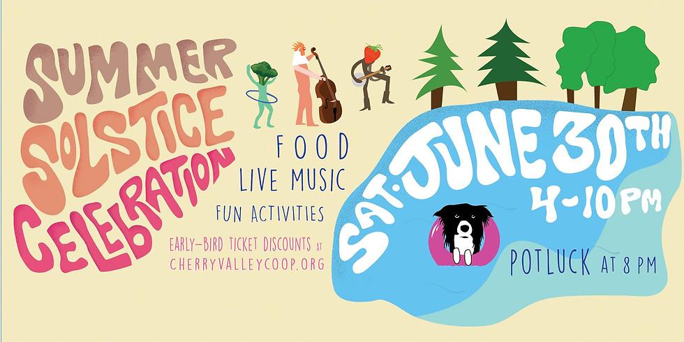 Summer Solstice Festival