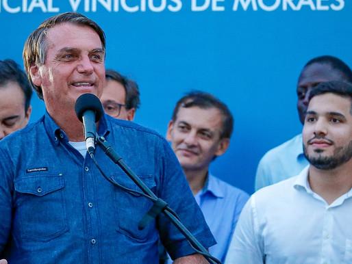 Braço direito de Bolsonaro no Ceará, André Fernandes integra comitiva em visita ao estado