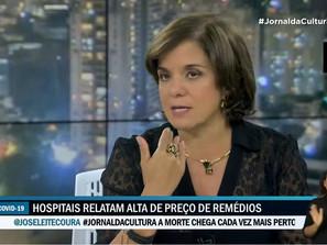 Deputado André Fernandes entra com ação no MPF contra Vera Magalhães por xenofobia