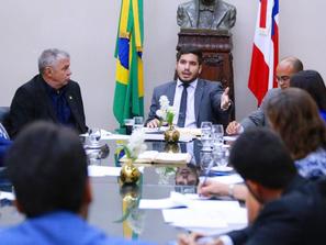Deputado cearense reúne parlamentares nordestinos em apoio a Bolsonaro em novo partido