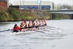 Welsh Boat Race, 2011