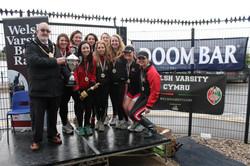 Welsh Boat Race, 2014