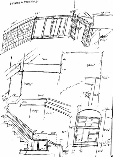 On-site Sketches 2
