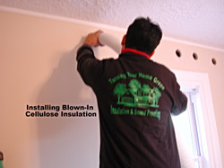 Blow-In Insulation