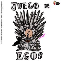 JUEGO DE EGOS