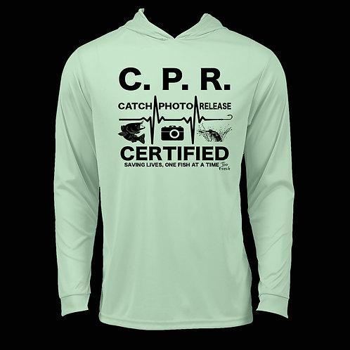 CPR CERTIFIED HOODIE PERFORMANCE