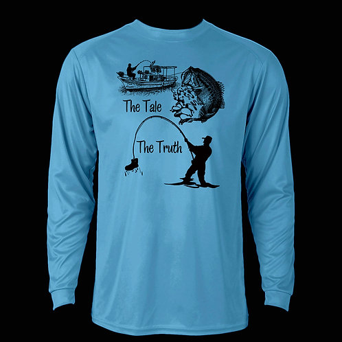 THE TALE, THE TRUTH LONG SLEEVE PERFORMANCE