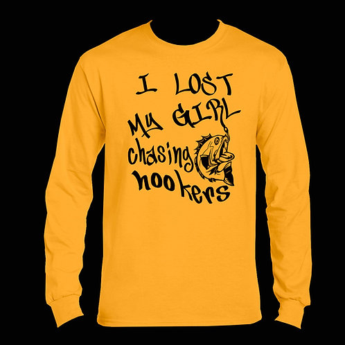 I LOST MY GIRL LONG SLEEVE COTTON