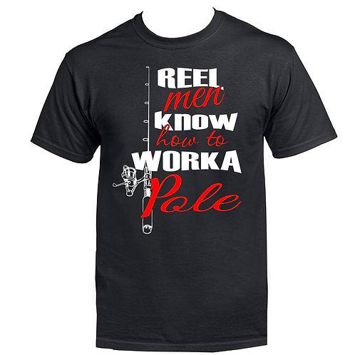 REEL MEN CLASSIC TEE