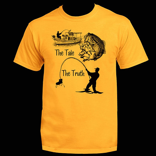 THE TALE, THE TRUTH, CLASSIC TEE