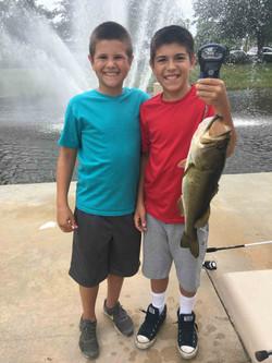 Josh and Bryson Florida