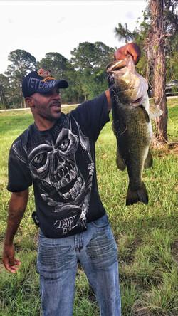 Terrence Florida Too Fresh Fishing