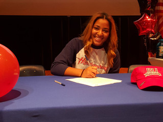Signing Day! Brown signs to Radford!